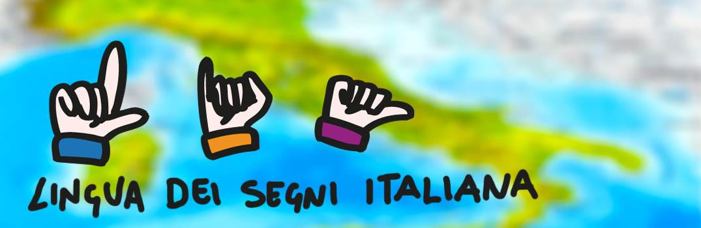 LIS, lingua italiana dei segni, sordi, non udenti